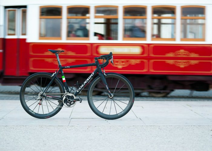 Colnago PORTUGAL © Kustom Cycle